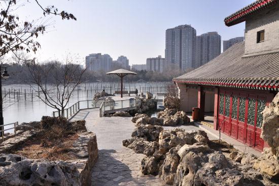 紫砂艺术品创意展于1月8日在北京紫竹院公园举办