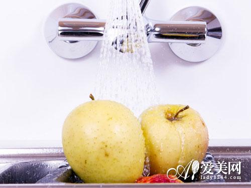 6大常见的蔬果清洗法 会让蔬果越洗越脏