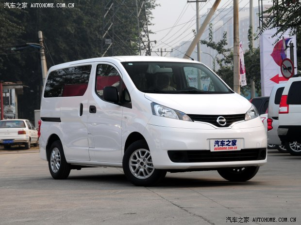 日产郑州日产日产NV2002013款 1.6L 尊雅型 国V