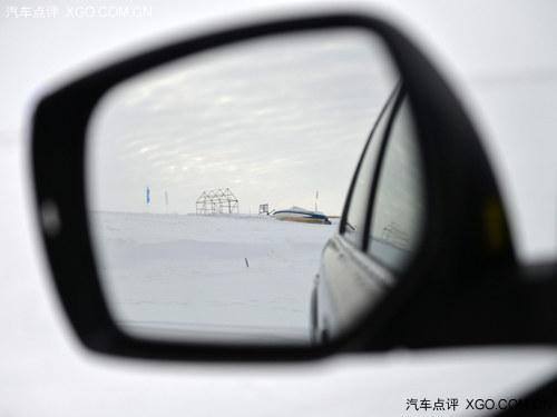 远行好伙伴 海拉尔冰雪试驾斯巴鲁傲虎