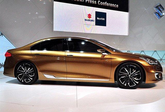 [国内车讯]铃木全新轿车将于年底国产上市