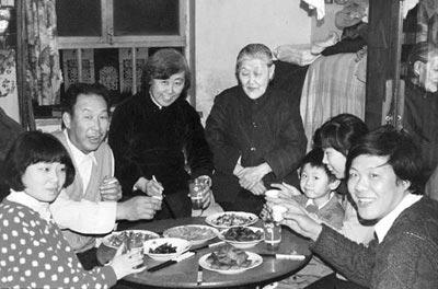 1979年,鱼和肉开始出现在芜湖人家的年夜饭上。
