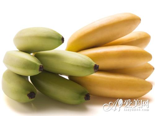 香蕉是天然护肤品 7个妙用 润肤祛皱