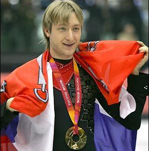 2006都灵冬奥会领奖