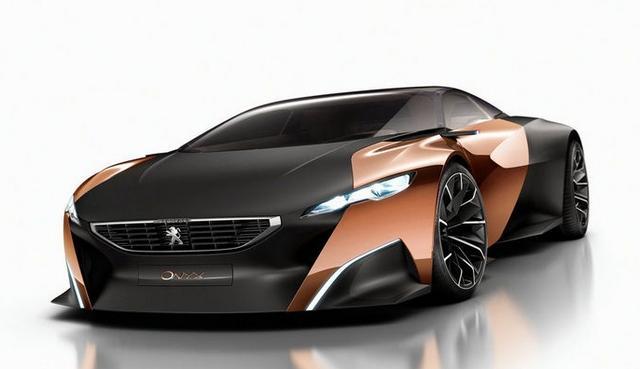 [国内车讯]标致新概念车将于北京车展首发