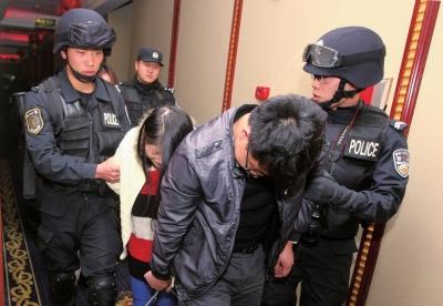 广东问责处理扫黄不力负责人 东莞公安局长被