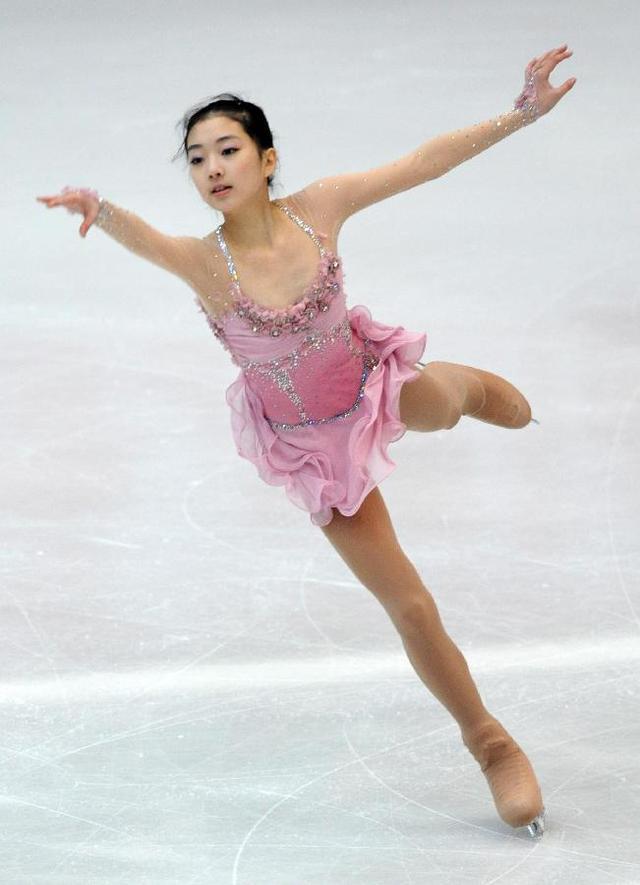 李子君赛前训练状态不错 期待滑出最好的表现
