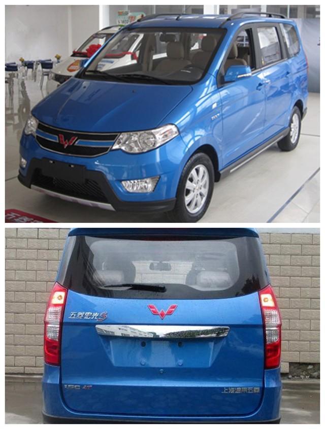 [国内车讯]五菱宏光AT版车型曝光 年内上市