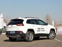 不止是9AT那么简单 Jeep自由光试驾体验