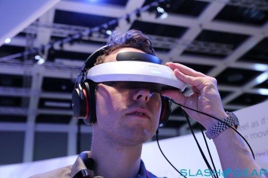 索尼将推出新一代虚拟现实装置 可与PS4结合