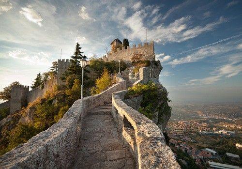 小国家大魅力 细数全球最迷人的精致小国