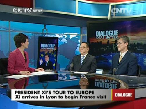 Dialogue 03/26/2014 President Xi
