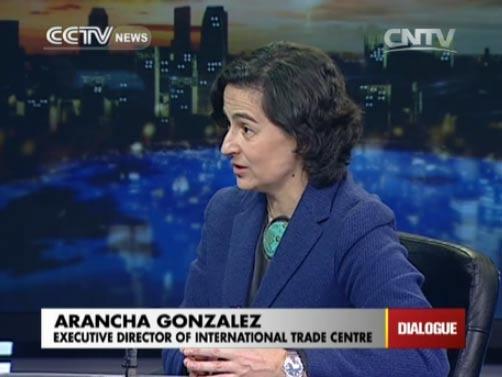Arancha Gonzalez, Executive Director of International Trade Center