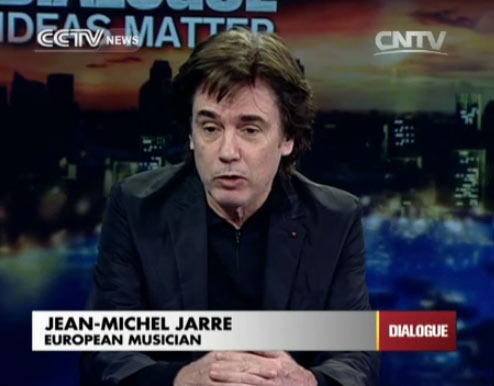 Jean Michel Jarre, European Musician