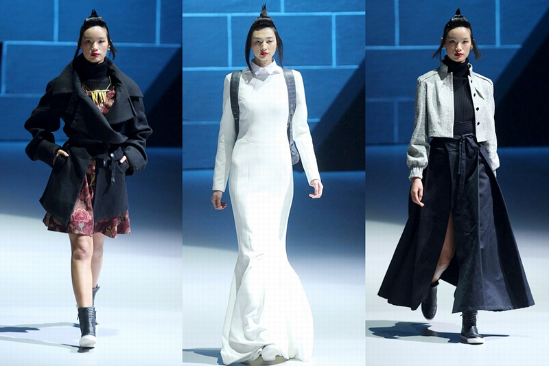 China Fashion Week concluded on Monday in Beijing.