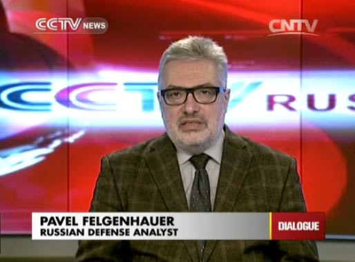 Pavel Felgenhauer, Russian Analyst
