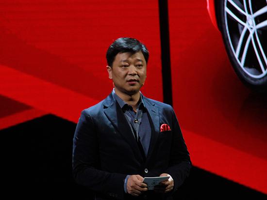 上海大众汽车有限公司斯柯达品牌营销事业执行总监 兼斯柯达品牌销售高级总监 朴春旭