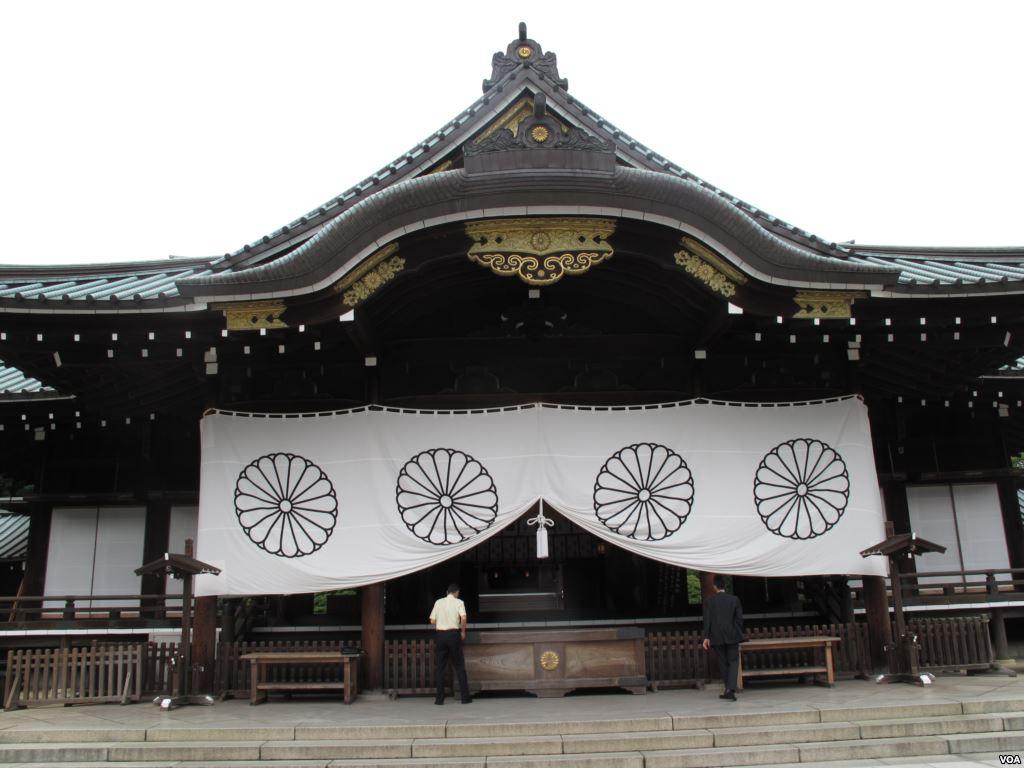 Ministro japonés visita por segunda vez este enclave en el que se venera a criminales de guerra