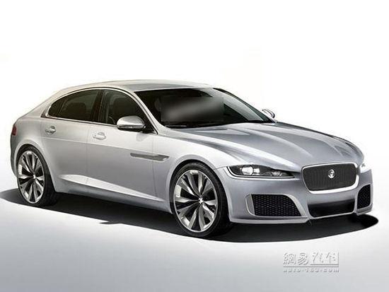 国产版将加长 捷豹XE车型将于2015年上市