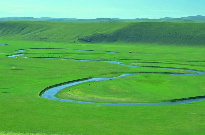 """река"""" Мо Жи Гэ Лэ""""(первая вода на свете)"""
