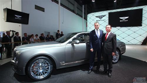 外媒评选北京车展十大最佳新车:外资VS自主