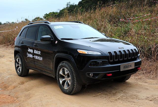 [国内车讯]Jeep自由光3.2L车型将于5月上市