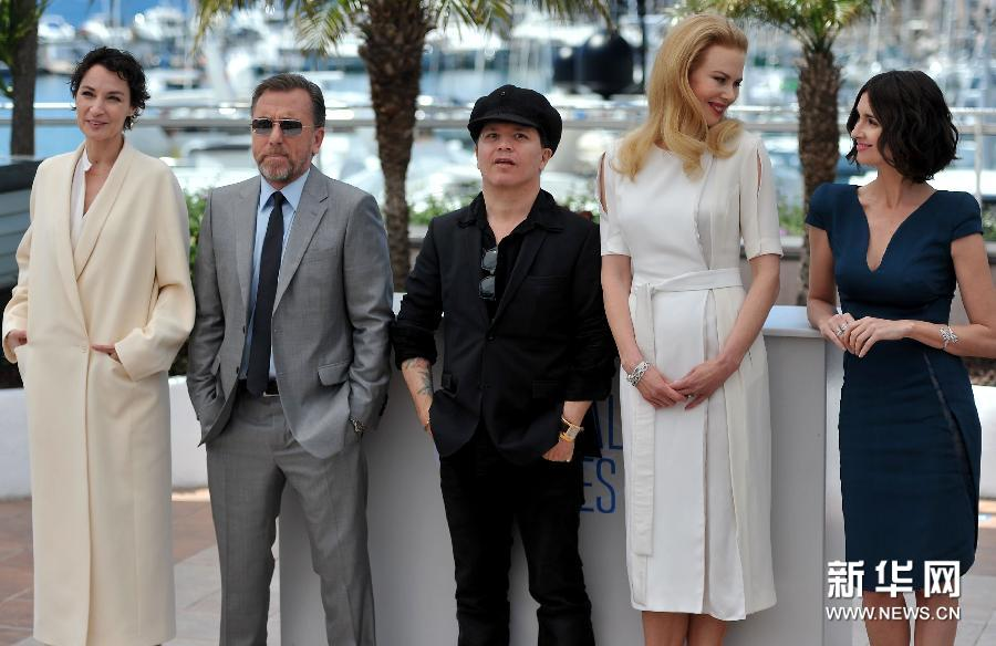 "The film ""Grace of Monaco"" has received a poor response from critics and journalists ahead of officially opening the Festival. Nicole Kidman stars in the film, and is doing her best to defend its portrayal of Hollywood star Grace Kelly, but it may not be enough."
