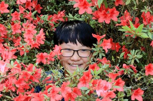 待到山花烂漫时 她在丛中笑