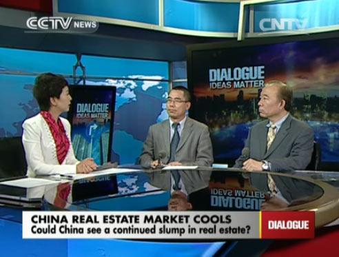 Dialogue 05/28/2014 China real estate market cools