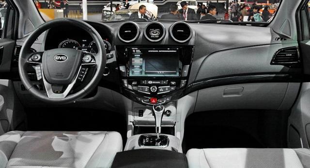比亚迪S7将推两个排量6款车型 下半年上市