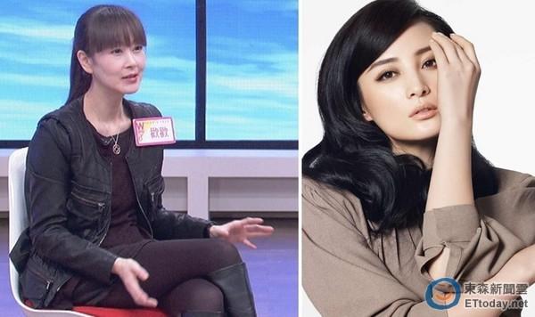 蒋勤勤曾遭欢欢指控为小三,引发网友骂声怒灌微博,让她选择关闭评论功能并删留言。(图片来源:台湾东森新闻)