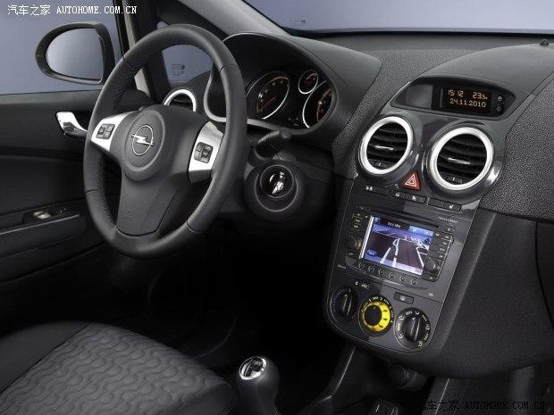 欧宝 欧宝Corsa 2011款 五门基本型