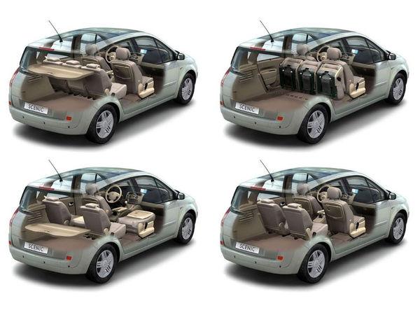 多人制家庭必选项 五款能坐能装大空间车
