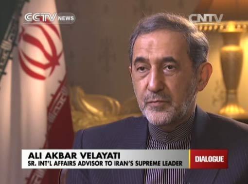 Ali Akbar Velayati, Sr. Int