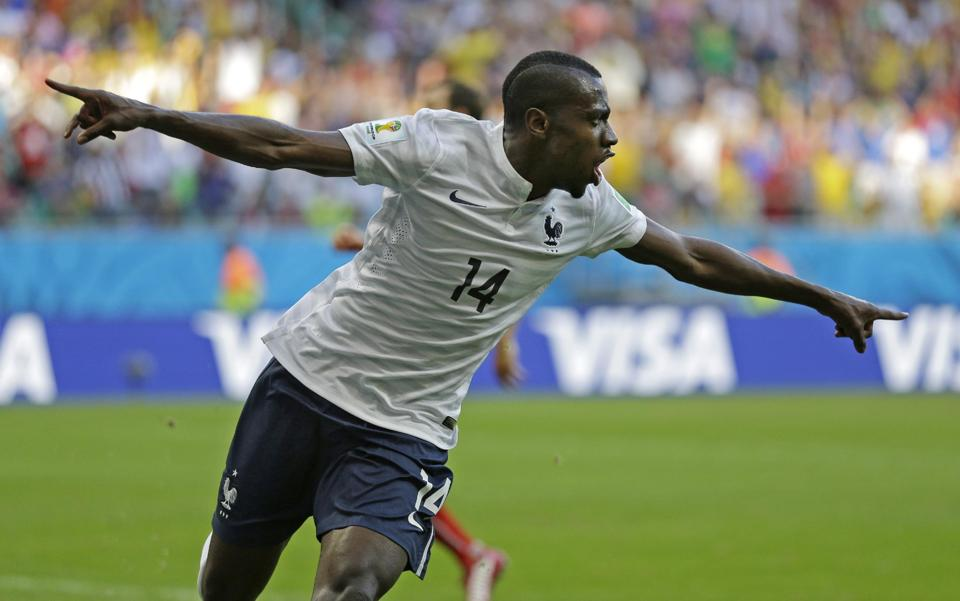 France beat Switzerland 5-2 in Group E match