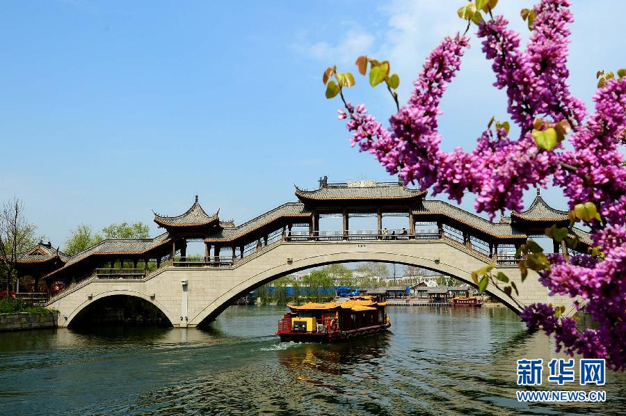 Another cultural site from China to be included in the list is the Grand Canal, which is a vast waterway system in the north-eastern and central-eastern plains of China, running from Beijing in the north to Zhejiang province in the south.