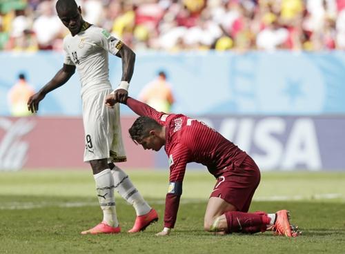 غانا والبرتغال تغادران وألمانيا وأمريكا تتأهلان