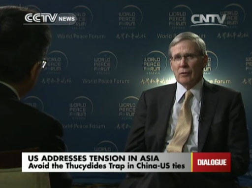 Dialogue 07/02/2014 US addresses tensions in Asia