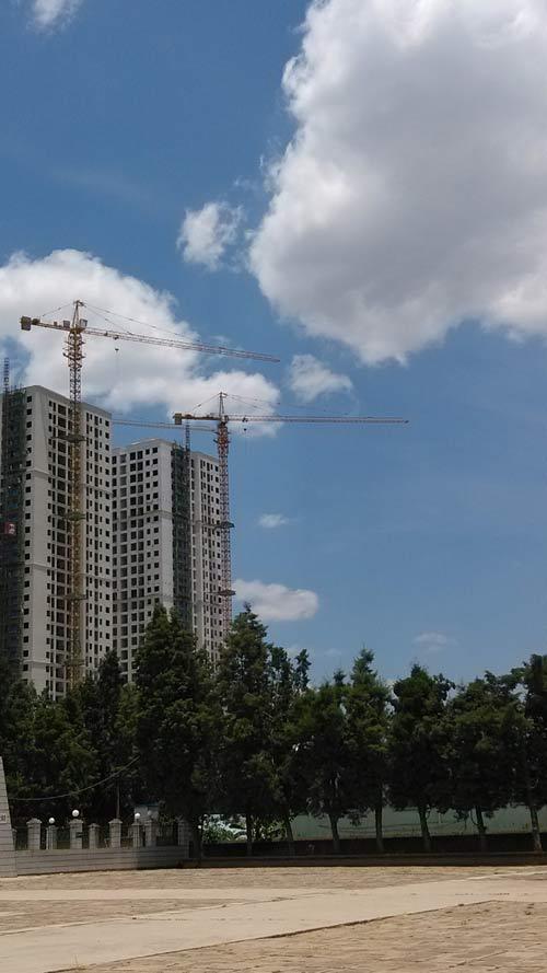 建设中的中国