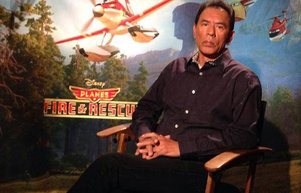 "Native American actor Wes Studi is more famous for his roles in ""Dances With Wolves"" or ""The Last of the Mohicans,"" but now he can add one more thing to his extensive resume, voice actor."