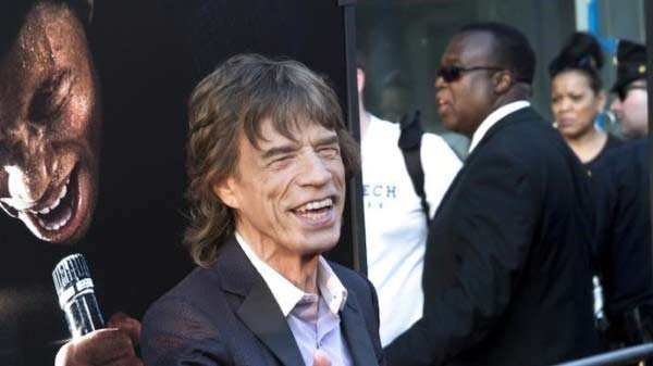 Rock legend Mick Jagger co-produced the film