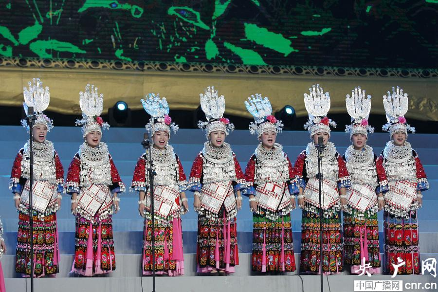 12th China International Choral Festival opens