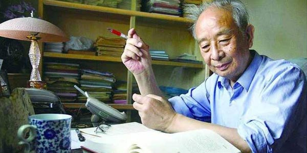 Professor Tang Yijie has made it his mission to preserve the work of Confucius. The eighty-seven year old scholar spearheaded a monumental project aimed at doing just that.