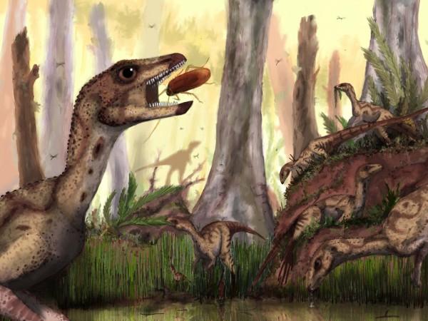 Experts discover first Venezuelan dinosaur