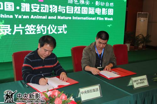 新影集团与多家单位签署战略合作框架协议