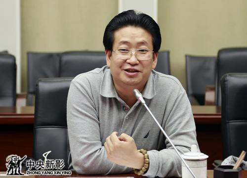 《新三峡》总导演总制片人杨书华介绍影片的创作情况