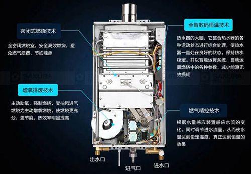 樱花88he55-10a 燃气热水器