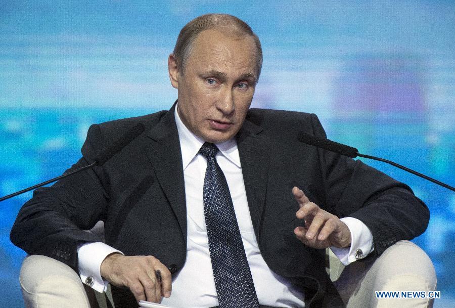 Социальные программы в РФ не сокращаются, несмотря на бюджетные ограничения -- В. Путин