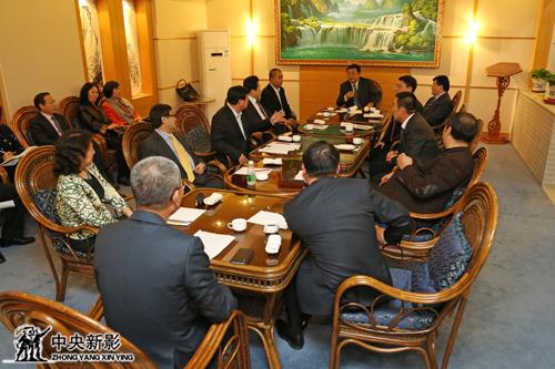 中信传媒第一次全体股东会议