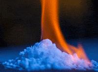 潜力巨大的可燃冰